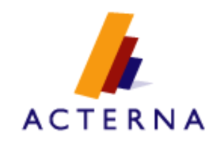 Acterna client logo