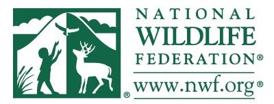 National Wildlife Federation client logo