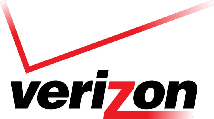 Verizon client logo