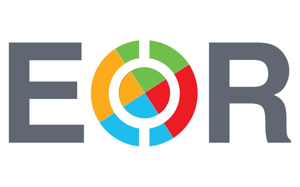 EOR redesigned logo